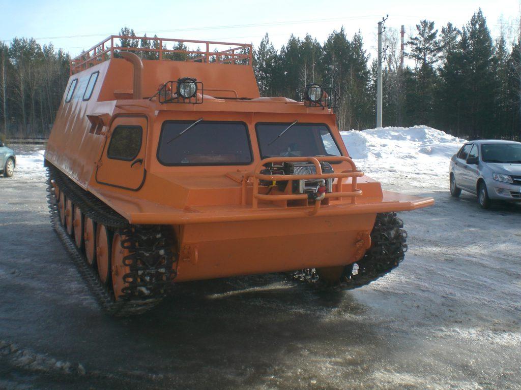 Снегоболотоход СГТ-31-6